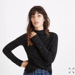 Madewell Donegal Storm Inland Turtleneck Sweater